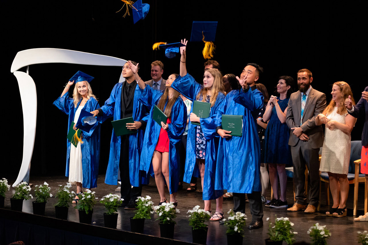 international ib school florida graduates