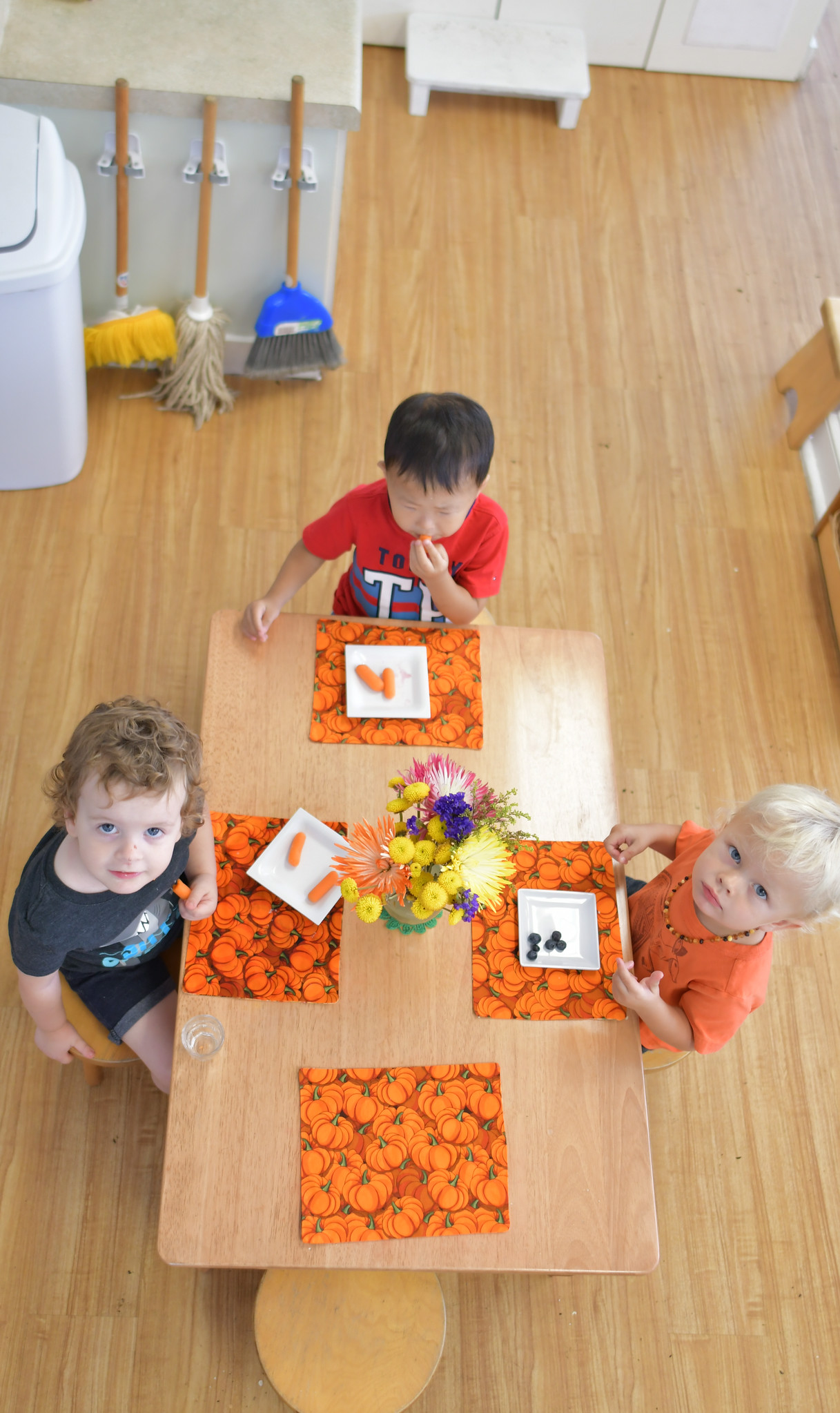 Kids in private preschool Sarasota