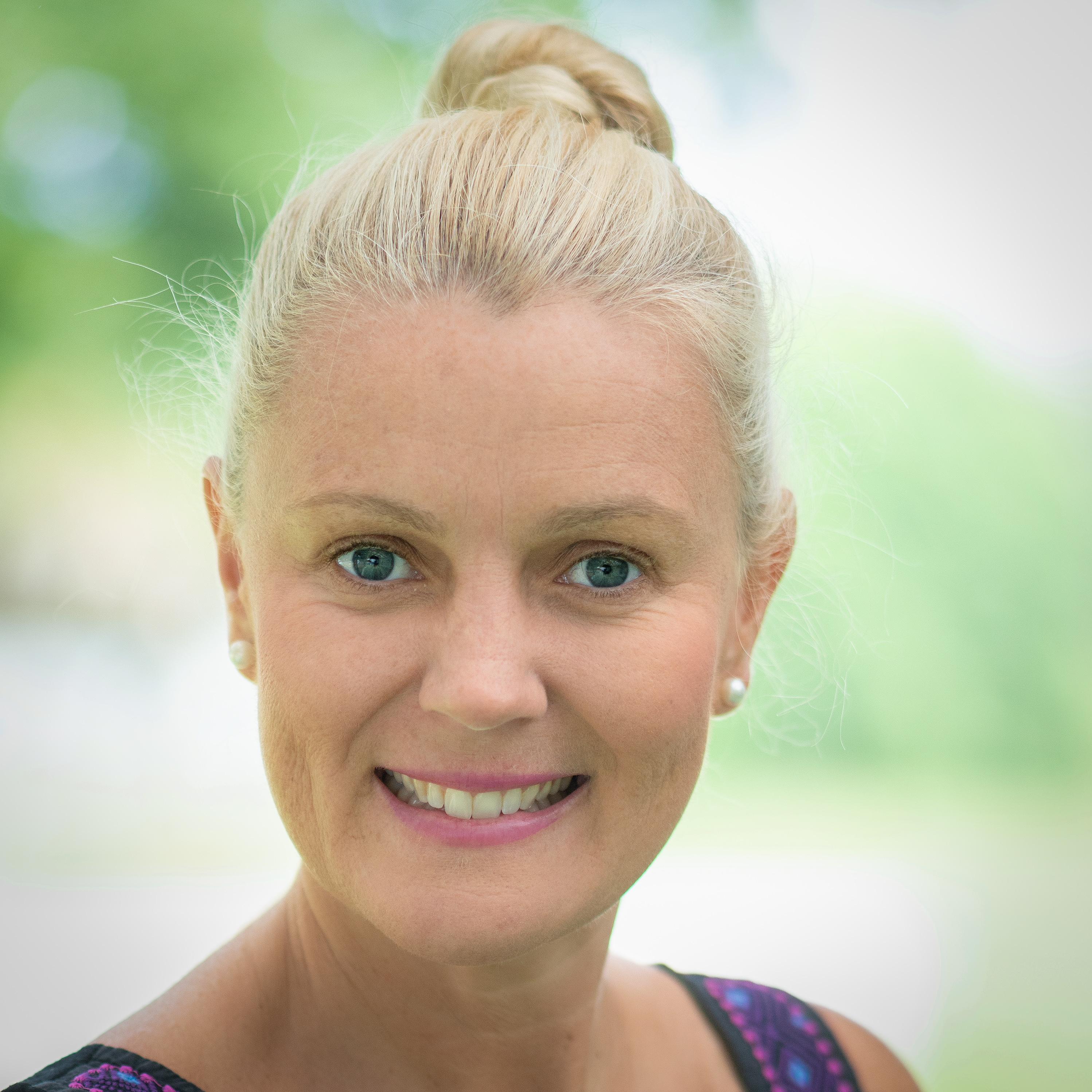 Kat Ricker, B.A., AMS