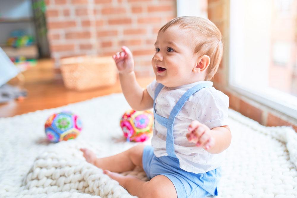 Infant Montesori Program